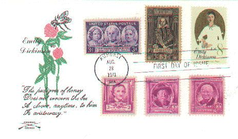 [First Day Cover]