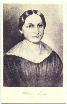 [Mary Lyon]