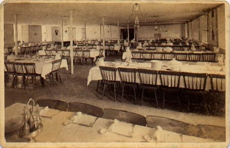 [Dining Hall]